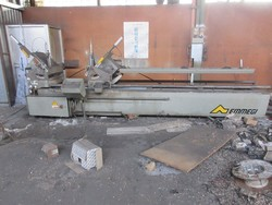 Emmegi cutting off machines - Lot 6 (Auction 5095)