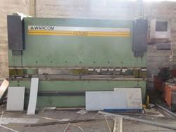 Warcom brake press - Lot 9 (Auction 5095)