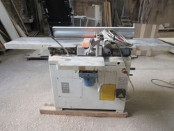 Mini Max surface planer and sawdust extractor - Lot 5 (Auction 5097)