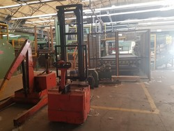 Linde forklift - Lot 11 (Auction 5098)