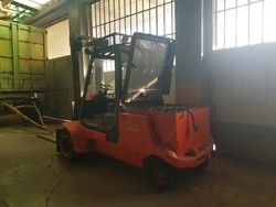 Linde forklift - Lot 13 (Auction 5098)