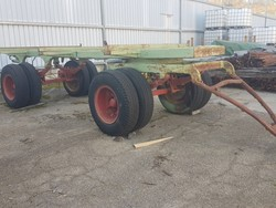 Trailer with body - Lot 25 (Auction 5098)