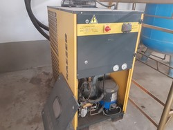 Kaeser and Atlas Copco compressors - Lot 38 (Auction 5098)