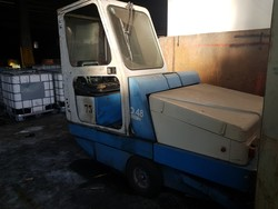 Eco Eco self propelled sweeper - Lot 46 (Auction 5098)