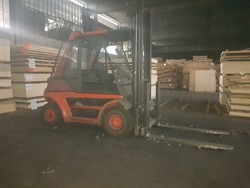 Linde forklift - Lot 51 (Auction 5098)