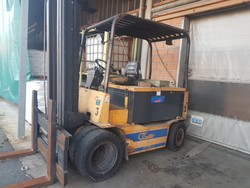 CTC forklift truck - Lot 55 (Auction 5098)