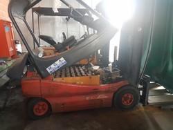 Linde forklift - Lot 58 (Auction 5098)