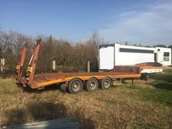 De Angelis 250 semi trailer - Lot 1 (Auction 5099)