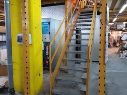 Modular warehouse mezzanine - Lot 3 (Auction 5100)