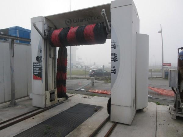 1#5103 Impianto lavaggio per veicoli Wash Tec modello Softca