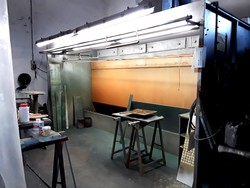 Painting booth - Lote 1 (Subasta 5106)