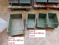 Cassette contenitori - Lotto 12 (Asta 5106)