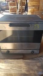 Smeg electric oven - Lote 13 (Subasta 5109)