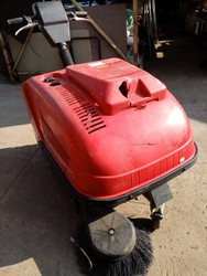 Lion sweeper - Lot 34 (Auction 5109)