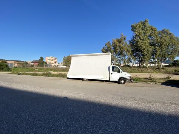 1#5118 Camion vela pubblicitaria