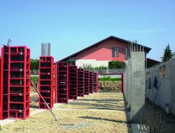 Steel formwork - Lote 4 (Subasta 5119)