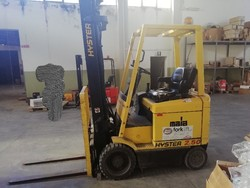Hyster forklift  - Lote 10 (Subasta 5122)