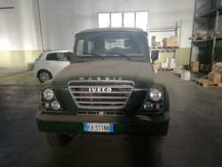 Iveco Massif truck - Lot 12 (Auction 5122)