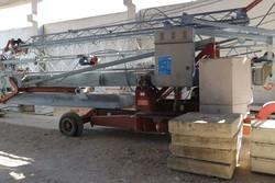 Gelco crane - Lot 196 (Auction 5123)