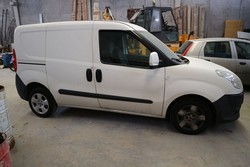 Fiat Dobl   truck - Lot 2 (Auction 5123)