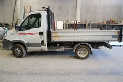 Fiat Iveco truck - Lot 4 (Auction 5123)