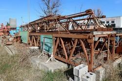 Fm and Comedil tower cranes - Lot 7 (Auction 5123)