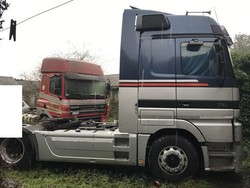 Daimlerchrysler and Daf Trucks road tractors - Lot 0 (Auction 5124)