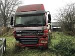 Trattore stradale Daf Trucks - Lotto 2 (Asta 5124)