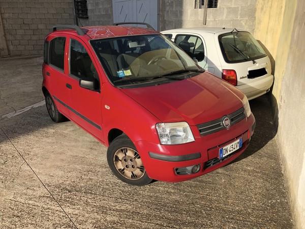 4#5125 Fiat Panda