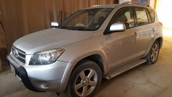 Toyota Rav4 truck - Auction 5127