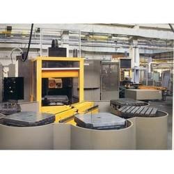 Horizon 800 horizontal machining center - Lot 3 (Auction 5129)