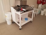 Nougat cutting machine - Lot 2 (Auction 5130)