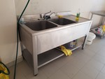 Sinks and granite tables - Lot 6 (Auction 5130)