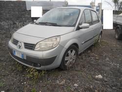 Autocarro Renault Scenic - Lotto 2 (Asta 5131)