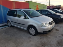 Volkswagen Touran TDI - Lot 4 (Auction 5138)
