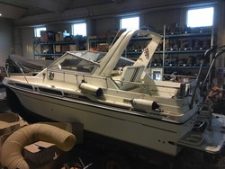Fairline Carrera 24 motorboat - Lote 1 (Subasta 5139)