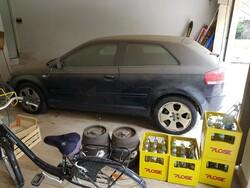 Audi A3 car - Lot 0 (Auction 5140)