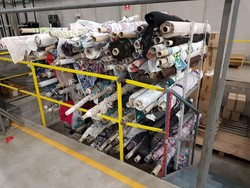 Fabric warehouse - Lot 2 (Auction 5140)