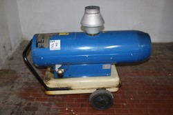 Generatore di calore a gasolio Tecnoclima - Lotto 17 (Asta 5145)