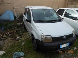 Autocarro Fiat Panda - Lotto 3 (Asta 5152)