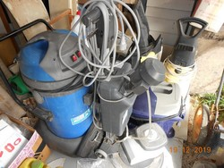 Karcher pressure washers and Perpuliare vacuum cleaners - Lot 4 (Auction 5152)