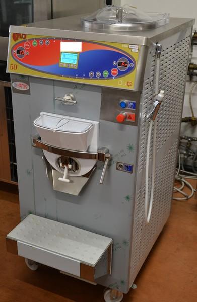 12#5156 Macchina combinata produzione gelato