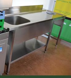 Entrance table for dishwasher - Lote 29 (Subasta 5156)