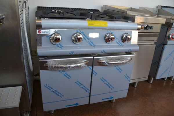 33#5156 Cucina 4 fuochi