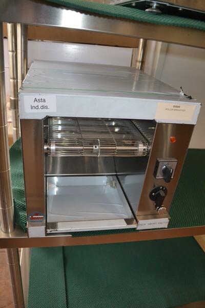 36#5156 Roller toast forno Sirman Breakfast
