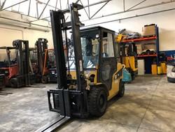 Caterpillar DP30CN forklift truck 524 hours - Lot 1 (Auction 5158)
