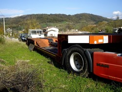 Bertoja semitrailer - Lot 4 (Auction 5164)