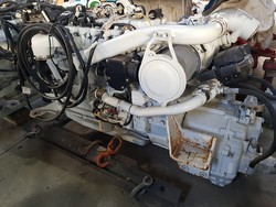 Inboard marine engine Iveco AIFO - Lot 5 (Auction 5170)