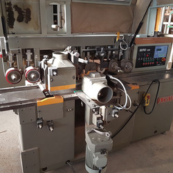 Costa moulder and Vercom rotary press - Lot 0 (Auction 5171)