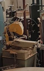 Circular saw iron - Lote 5 (Subasta 5171)